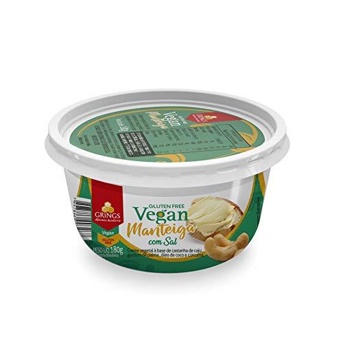 Vegan Manteiga 180G Grings