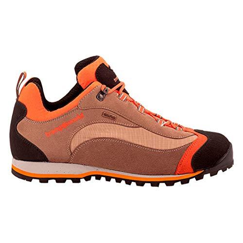 Trangoworld Shangu, Chaussures de Sport Mixte, Marron (Marron Chocolate/Marron Barro 015), 41 EU