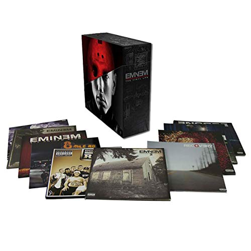 The Vinyl LPs (Limited 20 LP-Box) [Vinyl LP]