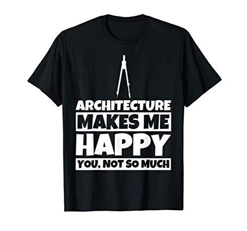 Regalos de arquitecto - Humor arquitectónico divertido para Camiseta