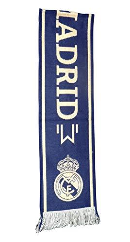 Echarpes Telar nº 15 Navy Real Madrid - Produit Officiel sou