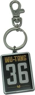 Great Eastern Entertainment Wu-Tang Clan - 36 Metal Keychain