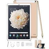 Tablet 10 Pulgadas Android 10, Tablets con 4GB RAM + 64GB ROM/128GB Escalables WiFi Bluetooth GPS 8000mAH, con Ratón...
