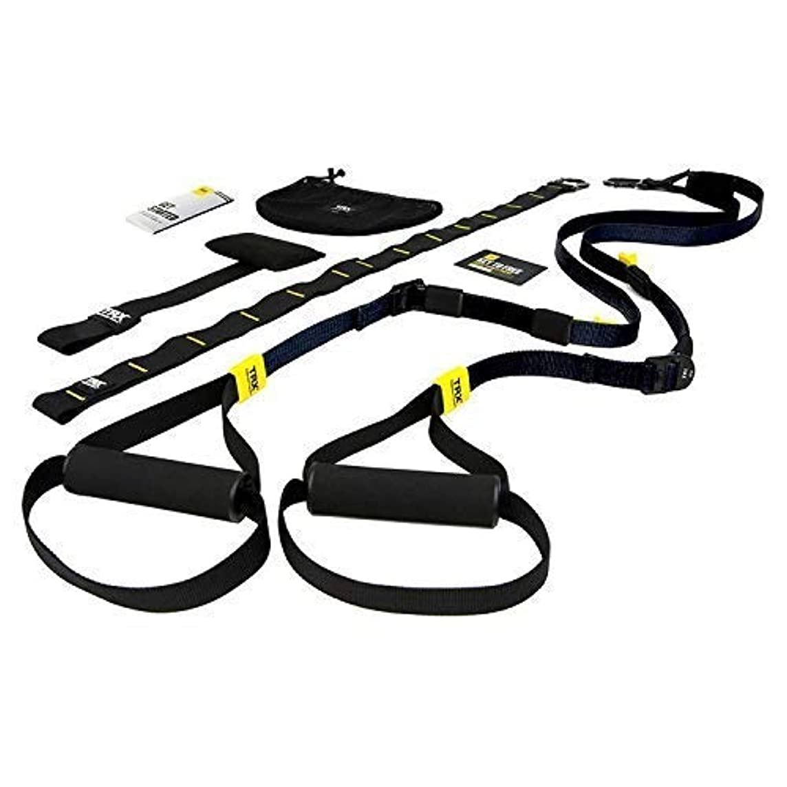 TRX GO Suspension Training: Bodyweight Fitness Resistance Training | Fitness for All Levels & All Goals for Total Body Workouts for Home & Travel | Lightweight & Portable | Worko
