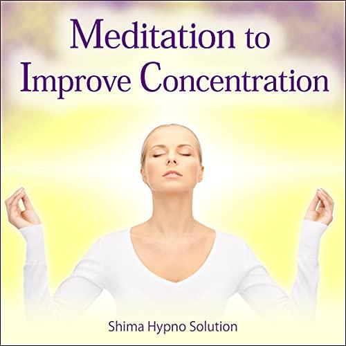 『Meditation to Improve Concentration』のカバーアート