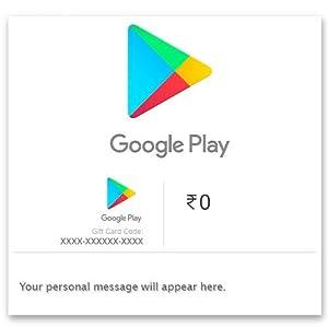 Google Play Gift Code - Digital Voucher 12 41+nLrV5OYL. SS300