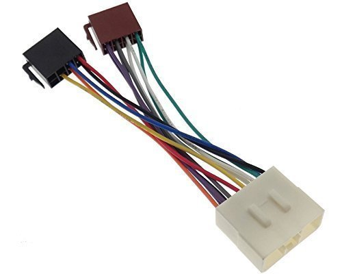 Câble connecteur adaptateur radio hYUNDAI accent iSO atos h1 h100 sonata matrix xG dIN