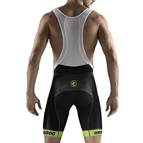 Uglyfrog Cuissards Cyclisme 2018 Bike Wear Été Pantalons de Cycliste Respirant Bib Shorts Homme DKMZ01