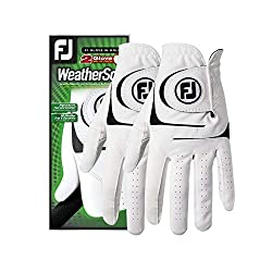 FootJoy Men's WeatherSof 2-Pack Golf