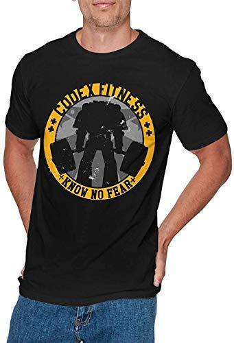 Rebecca Gould Herren T-Shirt Particular Warhammer, Schwarz Gr. L, Schwarz