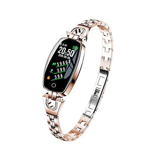 KID LOVE Smart-Armbanduhr Frauen,wasserdichte Frauen Digitaluhr,Sport Fitness Tracker Für Android Phones Samsung Huawei-a