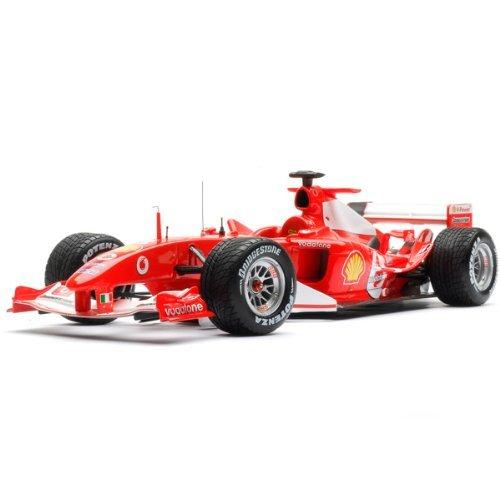 MATTEL 1/18 Ferrari F2004 MICHAEL SCHUMACHER