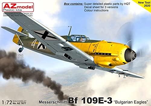 AZ MODELS - Messerschmitt me-109e-3.