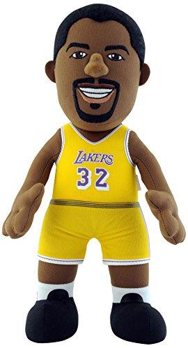 Nba: Los Angeles Lakers- Magic Johnson 10 in Plush