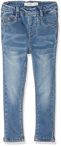 NAME IT Baby-Mädchen NMFPOLLY DNMTORA 2094 Legging Jeans, Blau (Medium Blue Denim Medium Blue Denim), 80