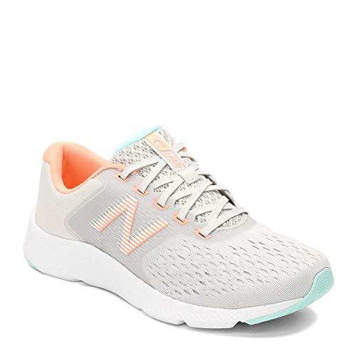 New Balance Women's DRFT V1 Running Shoe, Summer Fog/Ginger Pink, 8.5 W US