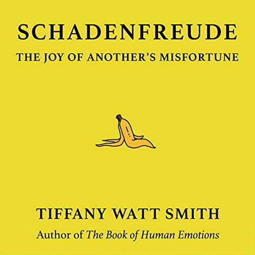 Schadenfreude audiobook cover art