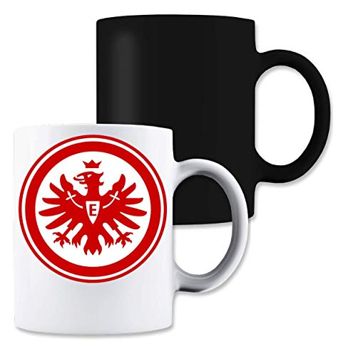 ShutUp Eintracht Frankfurt Magische Tee-Kaffeetasse