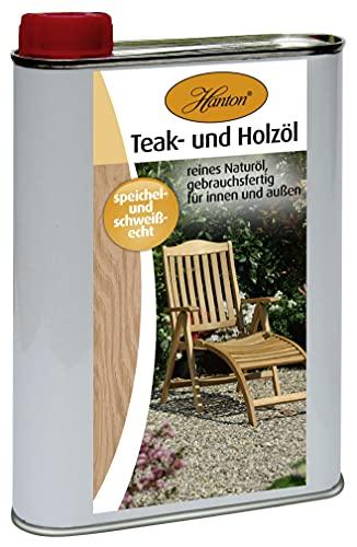 Hanton Teak- und Holzöl 500ml