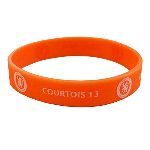 Chelsea F.C. Silicone Wristband Courtois