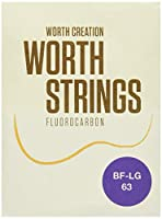 Worth Strings BF-LG ウクレレ弦 ブラウンファットLow-G 63インチ フロロカーボン