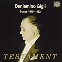 Songs 1949-52