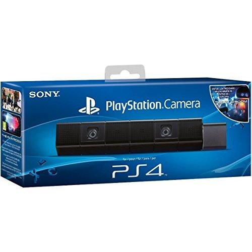Sony PlayStation Camera - Accesorios y piezas de videoconsolas (Sony PlayStation, Negro, PS4, Alámbrico, 186 mm, 27 mm)