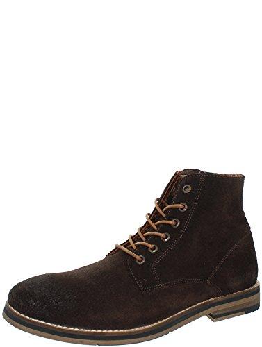 Redskins Herren ESMAN Desert Boots, Braun (Nussbraun), 40