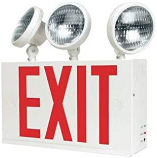 New York City Exit Sign Combo