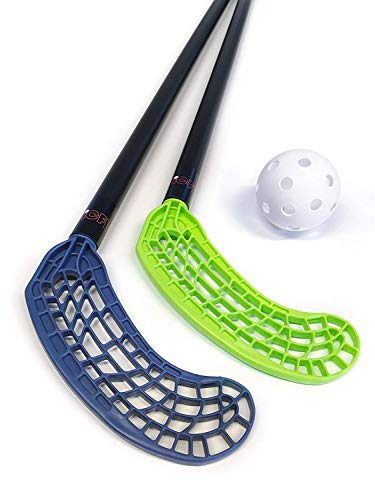 VICFLOOR Hockey Sets 85 (2 Schläger + 1 Ball)