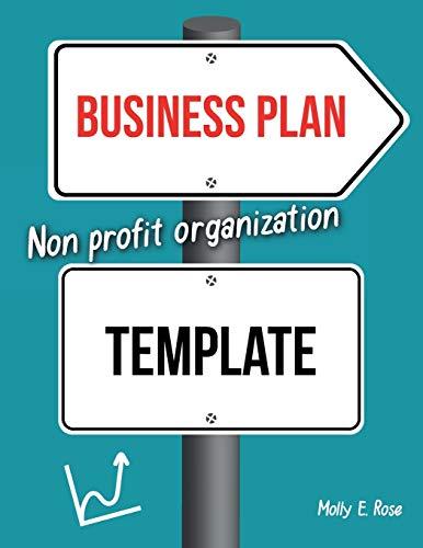 Business Plan Non Profit Organization Template