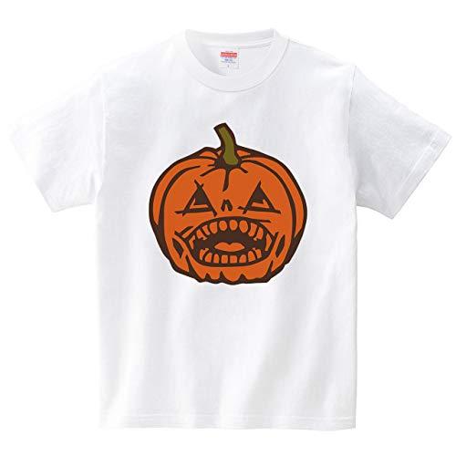 イタクシーズ Tシャツ [ めちゃこわジャックオランタン ] 犬田猫三郎 [メンズ] ホワイトLサイズ