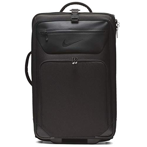 Nike 2018 Suitcase, 60 cm, 3 liters, Black (Negro)