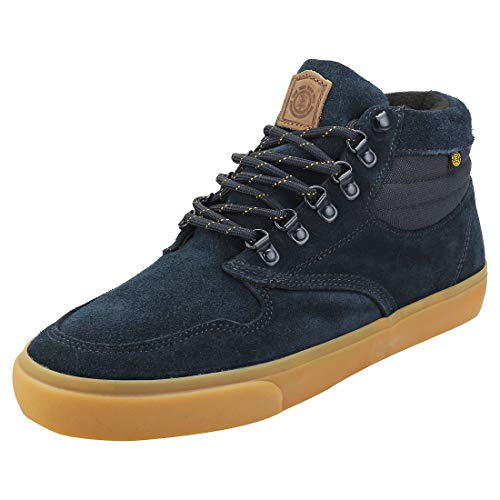 Element Topaz C3 Mid Herren Sneaker Chukka Navy Gum - 43 EU