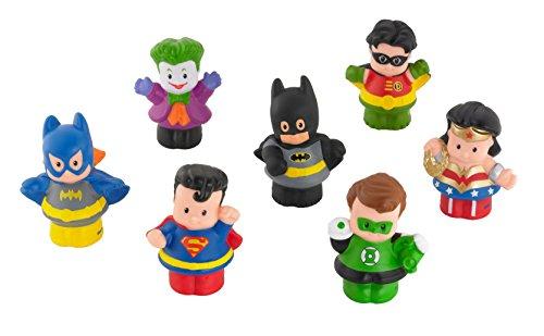Little People DC Super Friends Figure Pack