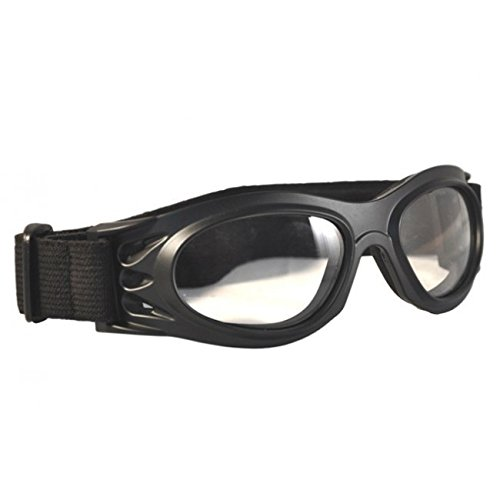 X-Ray Radiation Protection Glasses In Ride King Vented Goggle With Neoprene Foam On The Inside And Elastic Adjstable Head Band