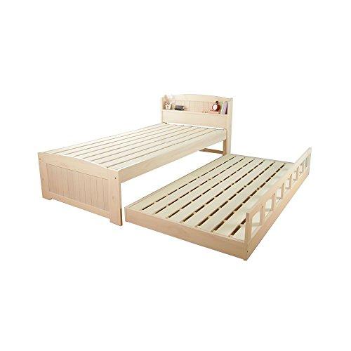 ラ・ルーチェ『木製親子ベッドシングル』