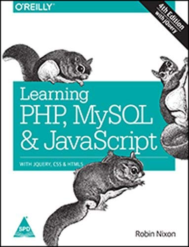 Learning PHP, MySQL & JavaScript with j Query, CSS & HTML5
