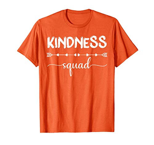 Unity Day camiseta naranja Kindness Squad Teacher Anti Camiseta