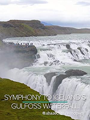 Symphony to Iceland's Gulfoss Waterfall