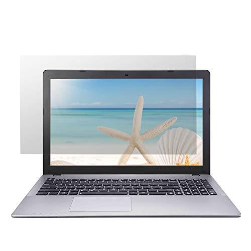 Dilwe Protector de Pantalla para computadora portátil de 14 Pulgadas, Pantalla de computadora portátil con película Anti luz Azul, Protector de Pantalla para computadora portátil antirrayas(Blanco)