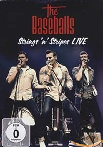 The Baseballs - Strings 'n' Stripes Live