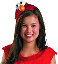 Disguise Women's Sesame Street Elmo Adult Costume Headband