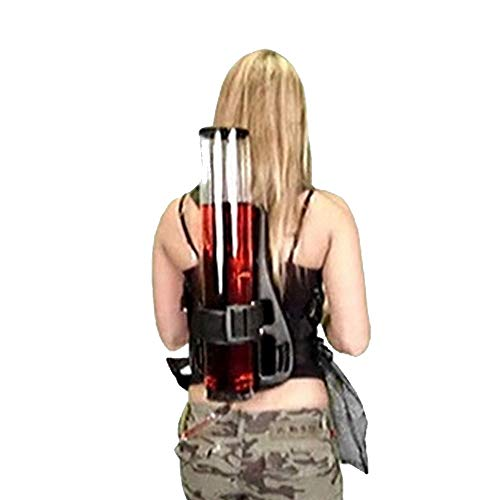 Dispensador de Bebidas Disparo creativo individual barril Mochila Bebidas sola máquina Máquina de la cerveza al aire libre Montañismo Bebidas Mochila Fiesta en casa de bar de gran Capacidad