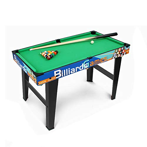 Great Price! ZHRLQ Children's Pool Table, Foldable Household Wooden Mini Pool Table Snooker, Indoor ...