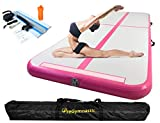 PreGymnastic 10ft,13ft,16ft,20ft,26ft,33ft,39ft Airtrack Tumbling Mat 4in,8in,12in Thickness P3,...