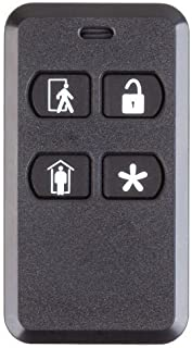 2GIG Technologies 2GIG-KEY2-345 Key Ring Remote, 4-Button