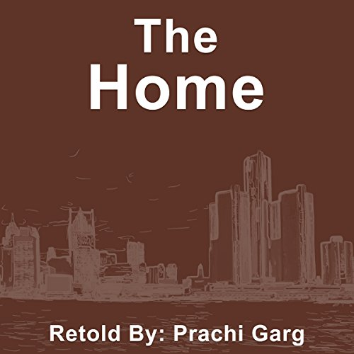 The Home audiobook cover art
