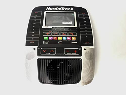 Lowest Prices! Icon Health & Fitness, Inc. Display Console Assembly 366411 Works with NordicTrack El...