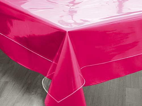 Mantel Rectangular Transparente 160 x 300 cm Cristal